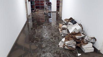 El Ayuntamiento de A Coruña analizará con las entidades de la ciudad los daños causados por el temporal de agua