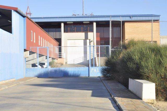 Imagen de la prisión de Zuera.