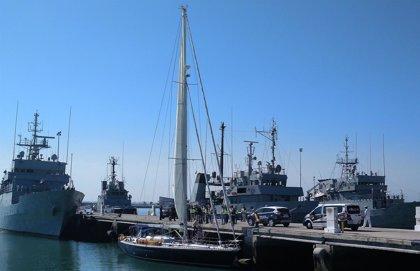 Interceptado en alta mar un velero que se dirigía a Galicia con 1.500 kilos de cocaína