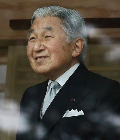 Akihito, el emperador de Japón, en estado grave de salud