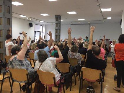 Huelga indefinida en el sector de la limpieza de Cantabria