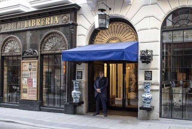 Only you hotels repiten como hoteles oficiales de la - Hotel only you en madrid ...
