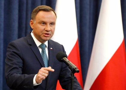 Duda dice que la presidenta del Supremo de Polonia dejará el cargo el miércoles, lo que es desmentido por el tribunal