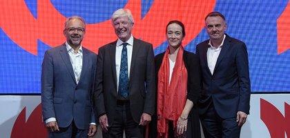 Tony Hall (BBC) y Delphine Ernotte (France Télévisions) liderarán el Consejo Ejecutivo de la UER