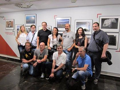 El 4º Espacio de la DPZ repasa la historia reciente del fotoperiodismo aragonés en 74 imágenes