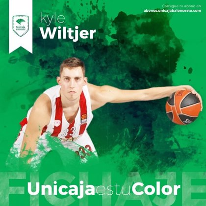 Unicaja firma al ala-pívot Kyle Wiltjer
