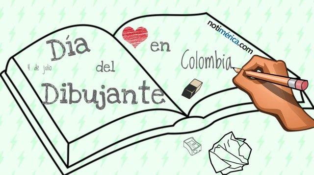 Día del Dibujante en Colombia