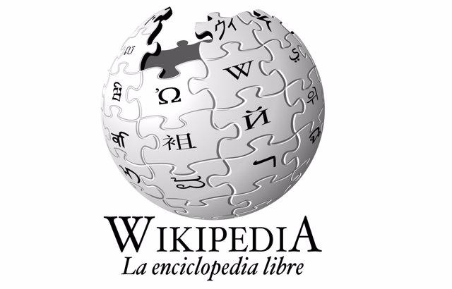 Logo de Wikipedia en espanyol