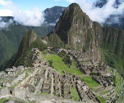 El ascenso al Machu Picchu será por los aires