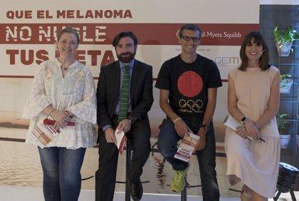 Bristol-Myers Squibb lanza la campaña 'Que el Melanoma no nuble tus metas' para concienciar sobre su gravedad