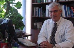 Domingo Hernández Marrero, presidente de la Sociedad Española de Trasplante