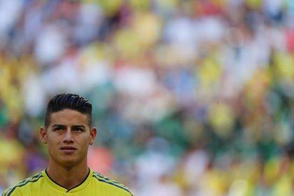La madre del futbolista James Rodríguez sufre un accidente durante el partido de Colombia en octavos de final