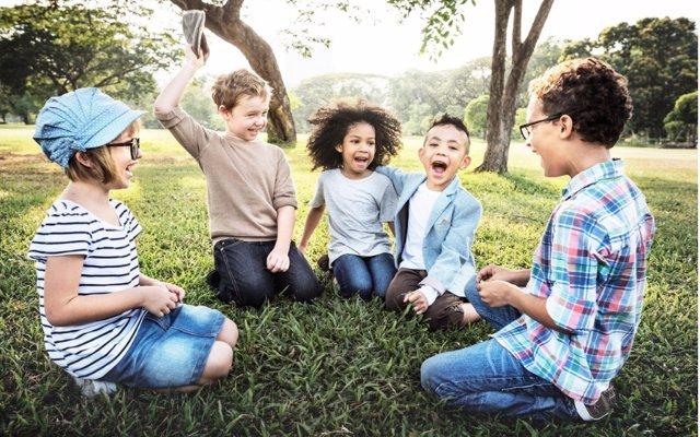 Los beneficios del juego no estructurado para los niños
