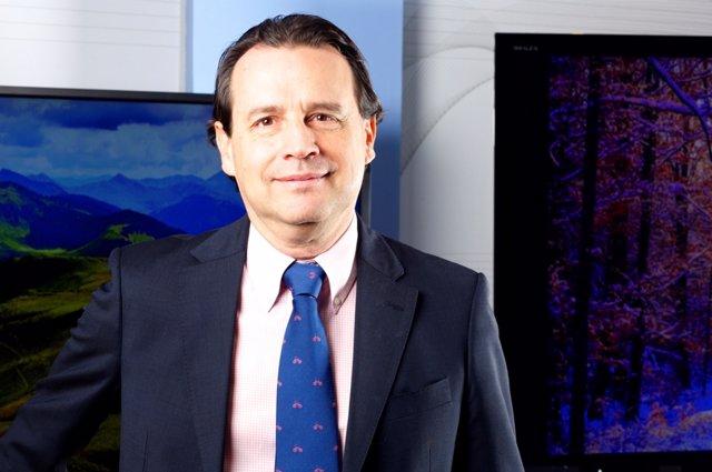 El director general de Toshiba Iberia, Emilio Dumas