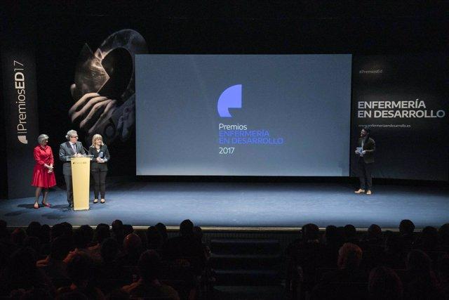 Premios Enfermería en Desarrollo