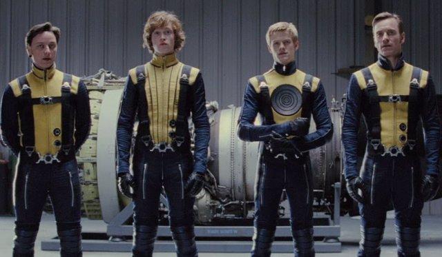 Nuevos trajes filtrados de X-Men