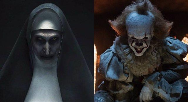 It 2 y La Monja desatarán el terror en la Comic-Con de San Diego