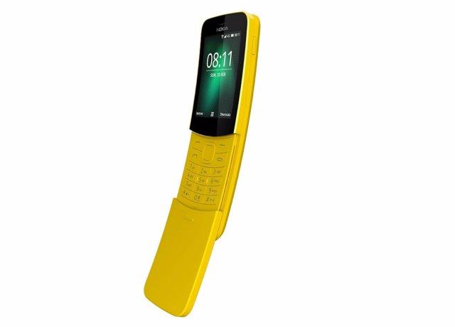 Reedición del Nokia 8110