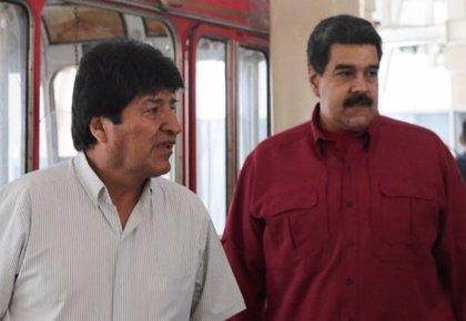 Maduro y Morales salen en defensa de Correa tras la orden de detención y extradición de la Fiscalía