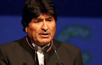 """Bolivia asegura que Morales está """"muy bien"""" de salud tras someterse a pruebas médicas rutinarias"""