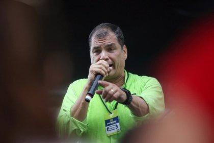 Ecuador.- El Gobierno de Ecuador entrega una nota de protesta a Venezuela y Bolivia por solidarizarse con Correa