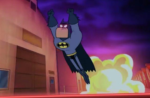 Batman en Teen Titans GO
