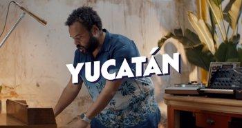 Foto: Videoclip del tema central de Yucatán compuesto por Carlos Jean