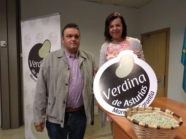 Marca de Garantía Verdina de Asturias.
