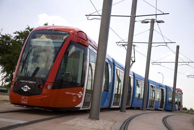Tren de Metro Ligero