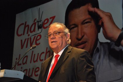 """Venezuela confía en mejorar relaciones con el Gobierno de Sánchez y """"proyectarlas"""" en la UE"""