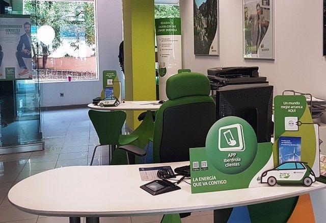 Iberdrola ofrece a sus clientes m s de euros para for Oficinas iberdrola madrid