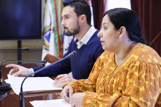 Ana Fernández, concejala del Ayuntamiento de Cádiz