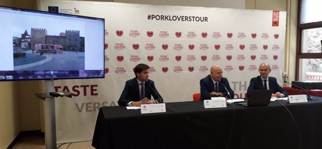 Campaña Pork Lovers Tour 2018