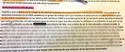 La ingeniosa declaración de amor de un universitario argentino a una compañera