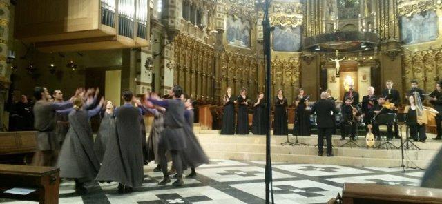 Danza del 'Llibre Vermell de Montserrat'