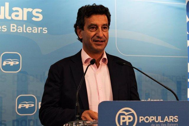 Biel Company, presidente del PP en Baleares