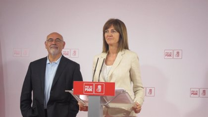 """PSE registra su voto particular al nuevo estatuto para evitar """"escenarios de ruptura"""" como en Cataluña"""