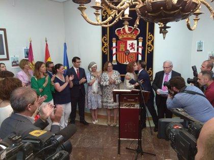 """Diálogo y colaboración institucional, """"pilares"""" de la nueva subdelegada del Gobierno en Ciudad Real"""
