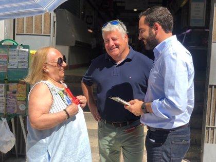 El PSOE reclama al Ayuntamiento que transforme a Málaga en 'Ciudad libre de plusvalías por herencia'