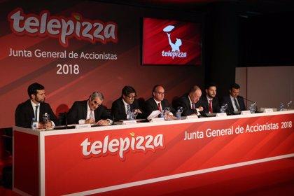 Telepizza abonará un dividendo bruto de 0,064 euros por acción el 9 de julio