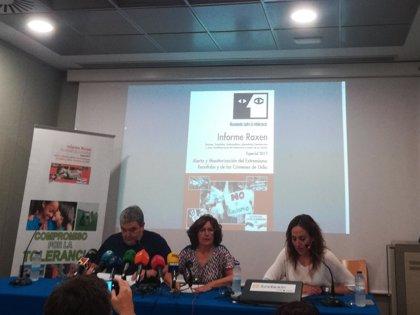 600 incidentes relacionados con delitos de odio en España en 2017