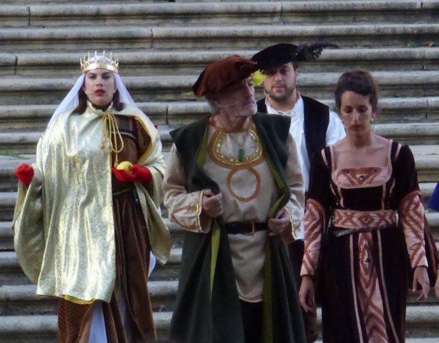 Representación de Eton Teatro