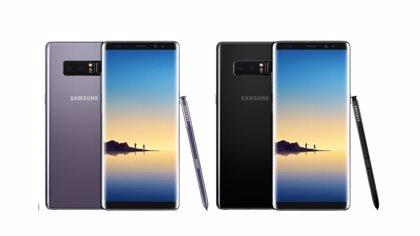 Samsung Galaxy Note9 mantiene la cámara dual trasera horizontal y baja la posición del sensor de huella