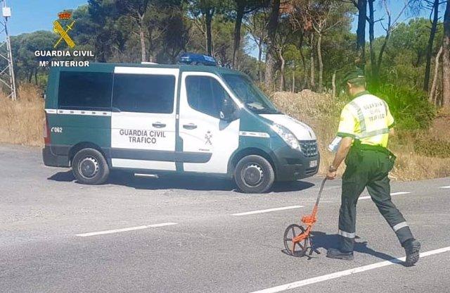 """[Grupohuelva] Remitiendo Np Opc Huelva """"La Guardia Civil Investiga A Una Persona"""