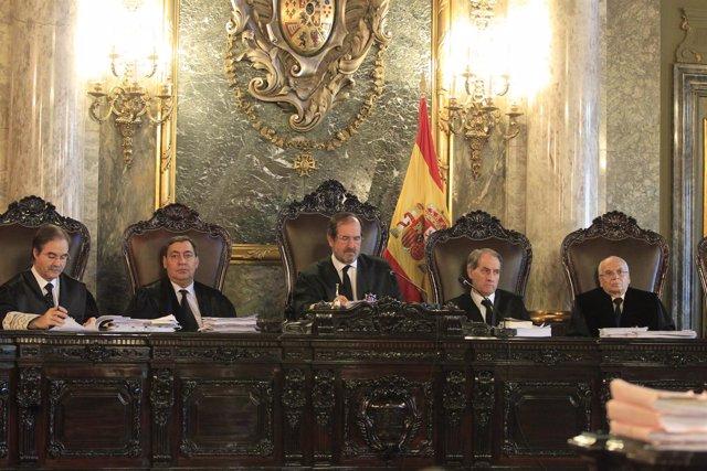 El Tribunal Supremo revisa el caso del hotel del Palau
