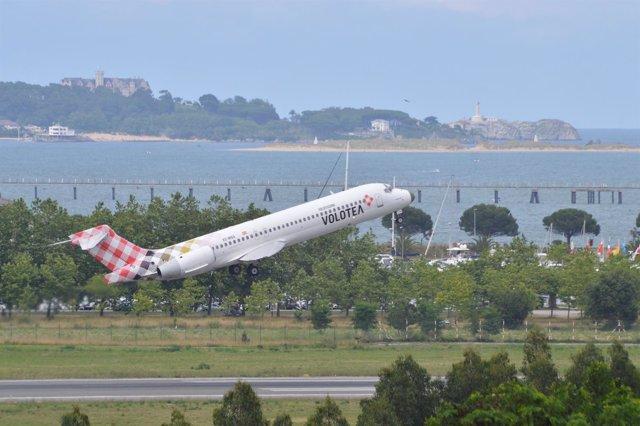 Avión de Volotea
