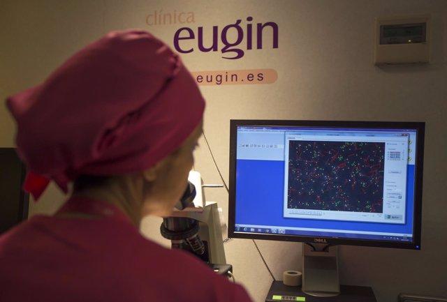 Laboratorio de Eugin