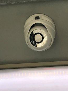 Cámara de seguridad, vigilancia