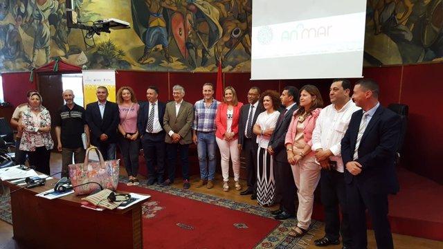 Asamble de Federación An^Mar en Tetuán