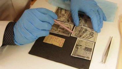 Certifican la única copia de época de la fotografía que Robert Capa tomó en Peironcely 10